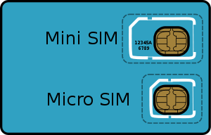 Micro sim only